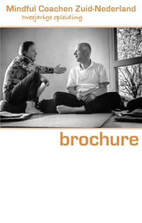 brochure  opleiding mindfull coachen Academie voor Open Bewustzijn